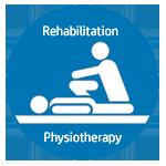 برامج إعادة التاهيل والعلاج الطبيعي